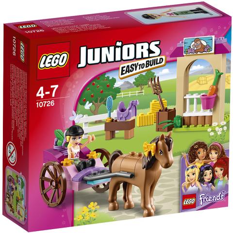 LEGO Juniors: Stephanies koets (10726)