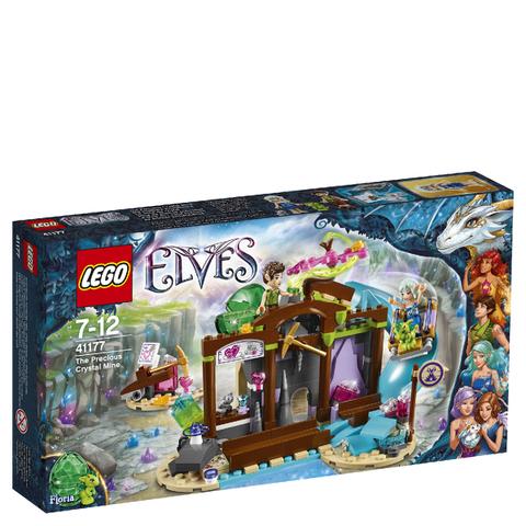 LEGO Elves: The Precious Crystal Mine (41177)