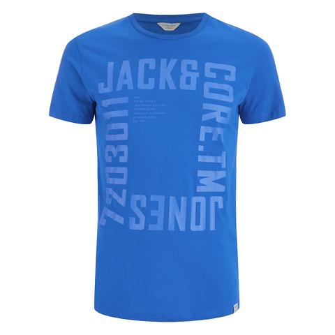 Jack & Jones Men's Core Wall T-Shirt - Surf the Web