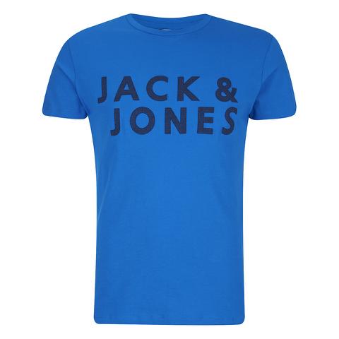 Jack & Jones Men's Core Ready T-Shirt - Director Blue