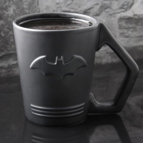 DC Comics Batman Shaped Mug