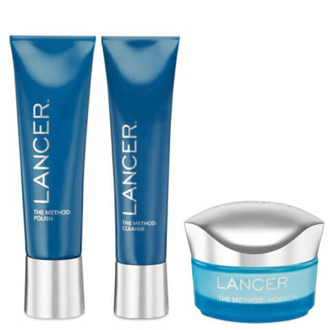 Lancer Skincare The Lancer Method