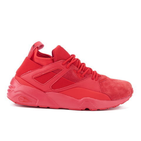 Puma Men's Sock Core Trainers - High Risk Red