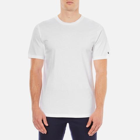 Carhartt Men's Short Sleeve Base T-Shirt - White/Black