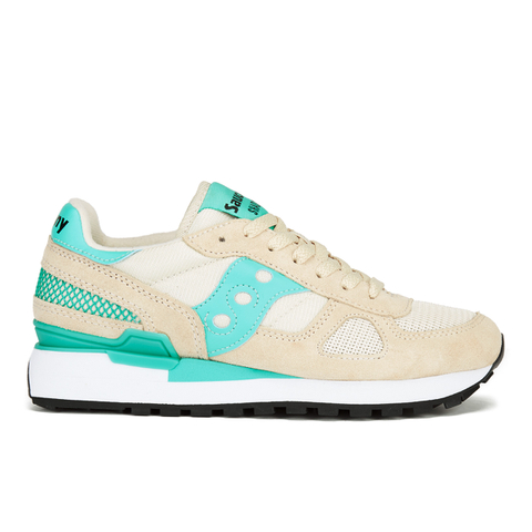 Saucony Women's Shadow Original Trainers - Sand/Capri