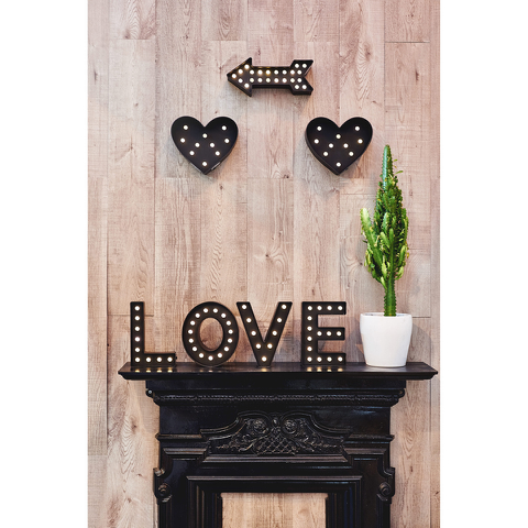 LED Marquee Letter Light - LOVE
