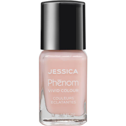 Jessica Nails Cosmetics Phenom 039 Nail Varnish - Pink-A-Boo (15ml)