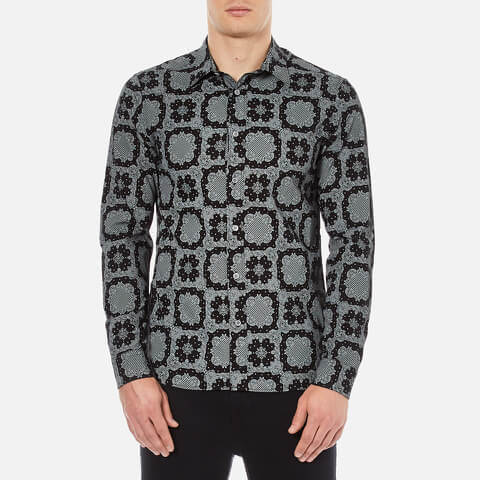 Vivienne Westwood Anglomania Men's Classic Shirt - Black/White
