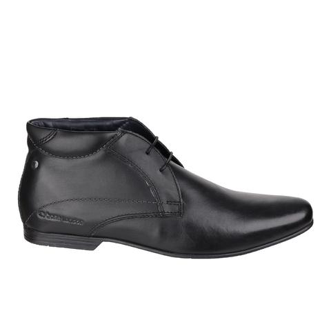 Base London Men's Orbit Chukka Boots - Black