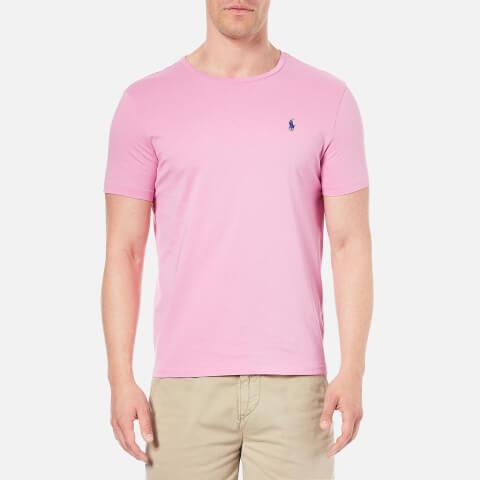 Polo Ralph Lauren Men's Crew Neck T-Shirt - Caribbean Pink