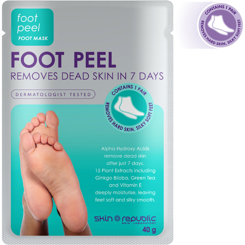 Skin Republic Foot Peel (40g)