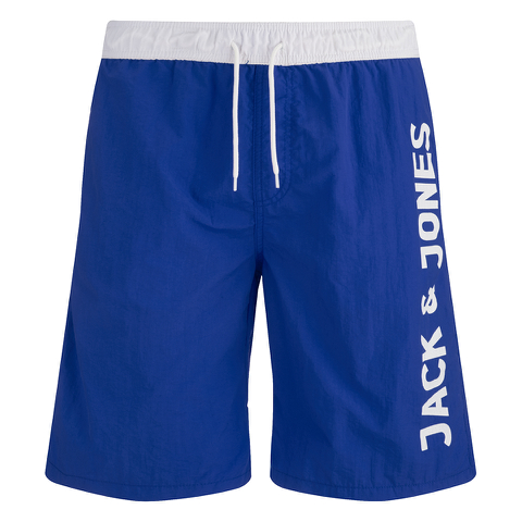 Jack & Jones Men's Classic Swim Shorts - Surf The Web