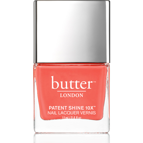 butter LONDON Patent Shine 10X Nail Lacquer 11ml - Jolly Good