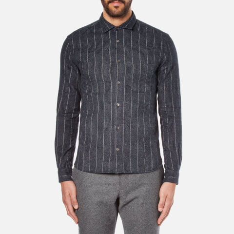 YMC Men's Curtis Shirt - Navy
