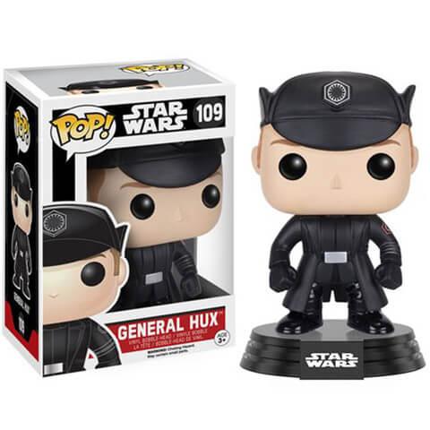Star Wars: The Force Awakens General Hux Funko Pop! Figuur