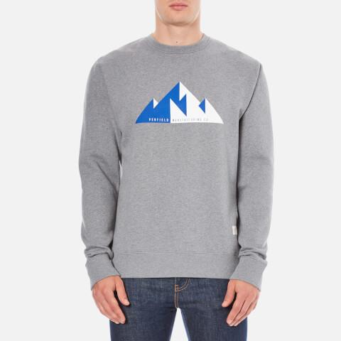 Penfield Men's Geo Sweatshirt - Grey