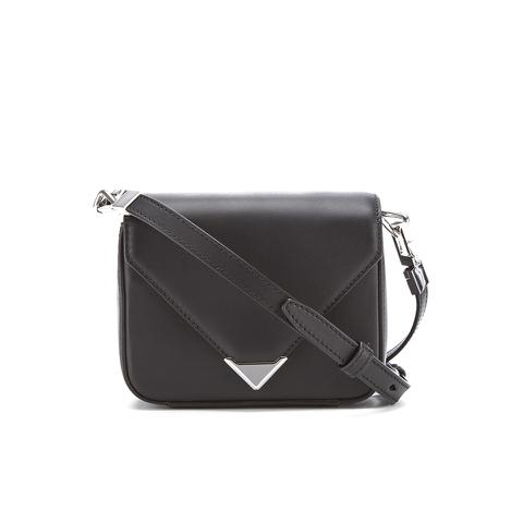 Alexander Wang Women's Prisma Mini Cross Body Bag - Black