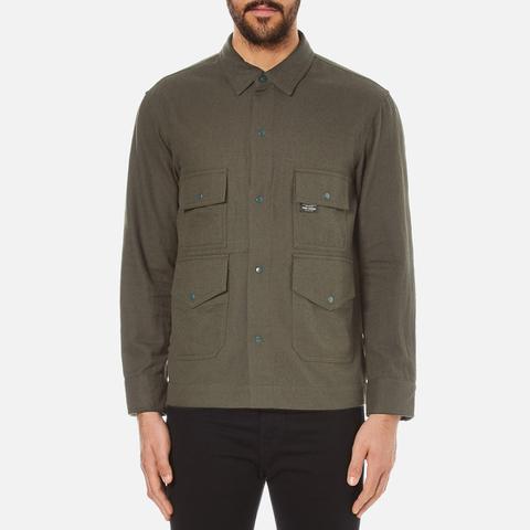 Garbstore Men's Flight Shirt - Green