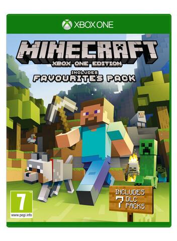 Minecraft: Favourites Pack