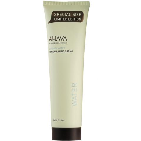 AHAVA Mineral Hand Cream - 50 Percent More