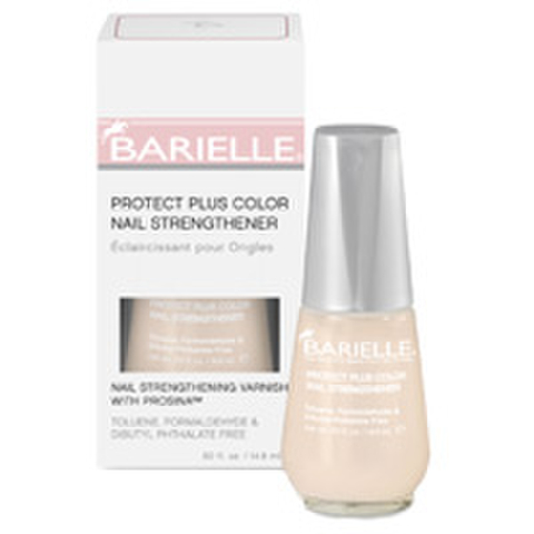 Barielle Protect Plus Color Nail Strengthener - Beige