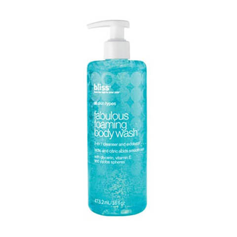 Bliss Fabulous Foaming Body Wash