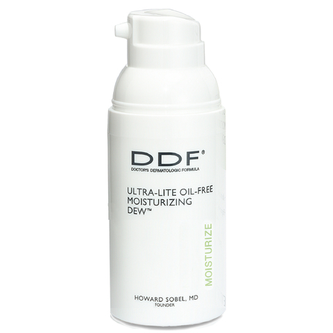 DDF Ultra Light Oil Free Moisturizing Dew