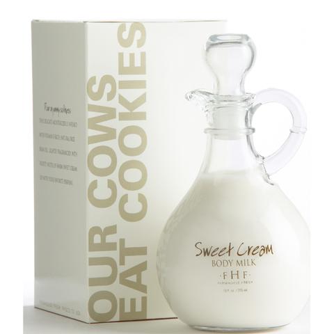 FarmHouse Fresh Sweet Cream Body Milk Cruet
