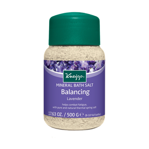 Kneipp Lavender Balancing Mineral Bath Salt