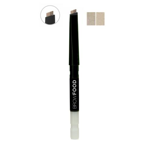 LashFood Eco-Precision 2-Tone Brow Pencil Refill - Blonde