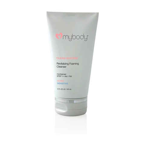 mybody Clean Routine Revitalizing Foaming Cleanser