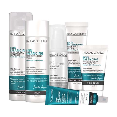 Paula's Choice Skin Balancing System Kit