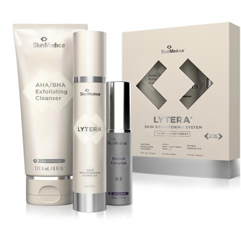 SkinMedica LYTERA Skin Brightening System with Retinol Complex 0.5
