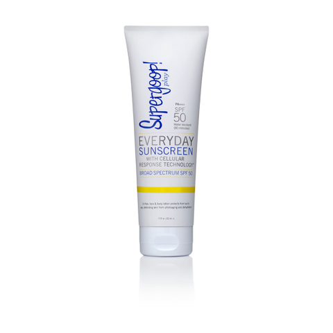 Supergoop! Everyday SPF 50 with Cellular Response Technology