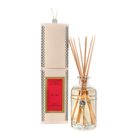 Votivo Reed Diffuser - Red Currant