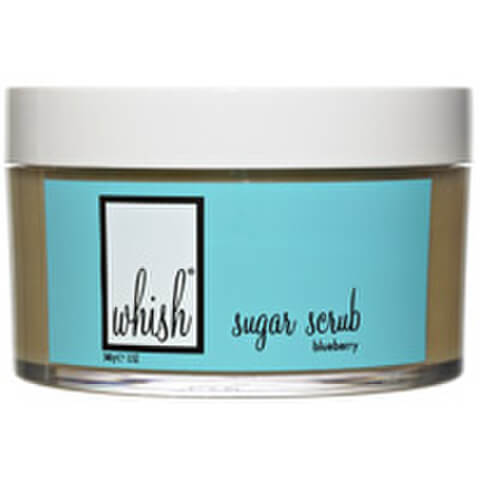 Whish Three Whishes Sugar Scrub - Blueberry