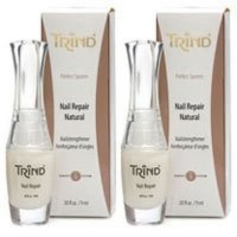 Trind Natural Nail Repair Duo