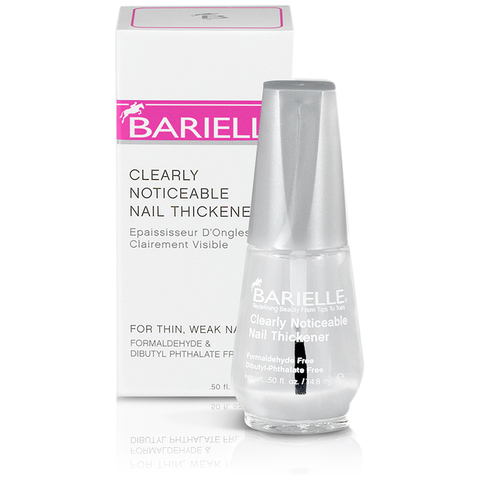 Barielle Clearly Noticeable Nail Thickener