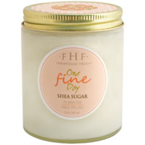 FarmHouse Fresh One Fine Day Shea Sugar Flawless Face Polish