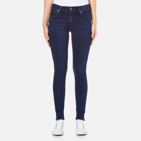 Polo Ralph Lauren Women's Varick Skinny Jeans - Dark Indigo