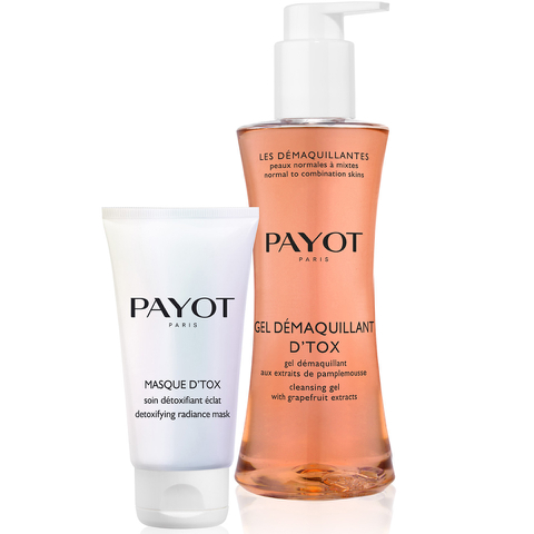 PAYOT Duo Demaquillante DTox (Cleanse And Tone)