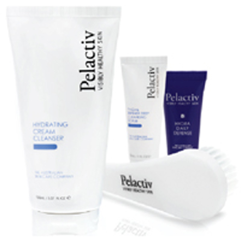 Pelactiv limited edition Double Action Cleansing Kit - Dry Skin