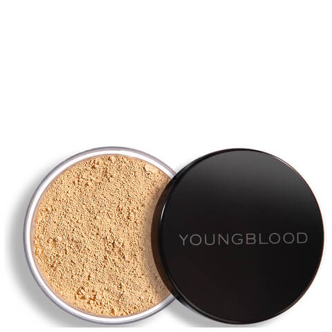 Young Blood Loose Mineral Foundation - warm beige