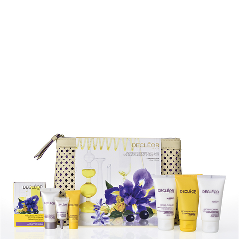 DECLÉOR Anti-Ageing Expert Kit (Worth £70)