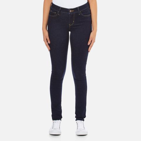 Levi's Women's Innovation Super Skinny Fit Jeans - High Society
