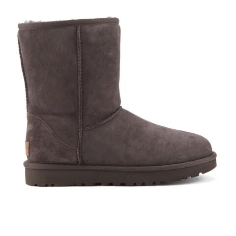 UGG Women's Classic Short II Sheepskin Boots - Chocolate