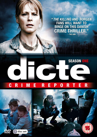 Dicte: Crime Reporter - Season 1