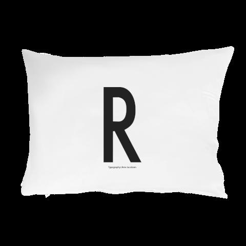 Design Letters Pillowcase - 70x50 cm - R