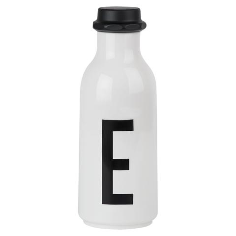 Design Letters Water Bottle - E