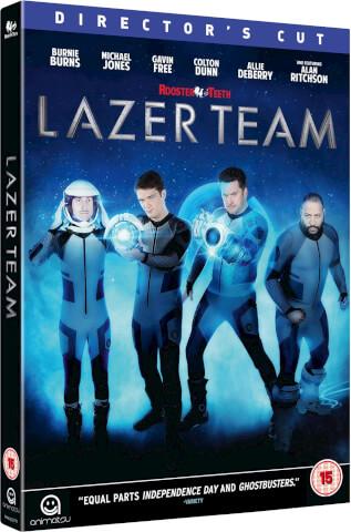 Lazer Team - Director's Cut